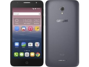 Alcatel OT-5051D POP 4 Slate Black