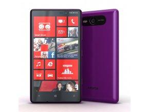 Nokia Lumia 820 Purple