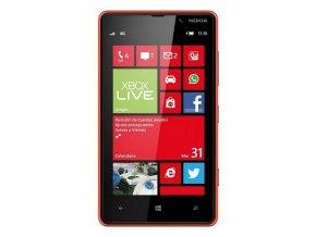 Nokia Lumia 820 Red