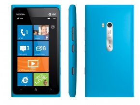 Nokia Lumia 800 Blue