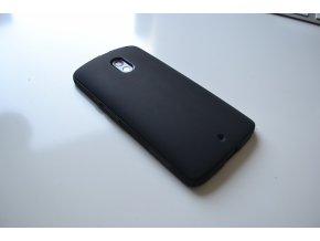KG plastové pouzdro Motorola Moto X Play Black