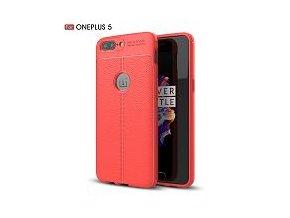 Silikonové pouzdro pro OnePlus 5 | Red