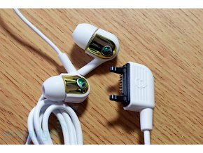 Sony Ericsson Headset MH907 white/yellow