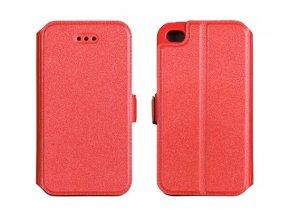Flipové pouzdro pro Xiaomi Redmi 4X   WALLET   Book Red