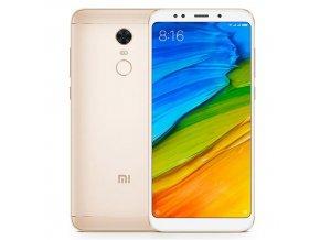Xiaomi RedMi 5 Plus 32GB Global Gold  + ZDARMA silikonové pouzdro