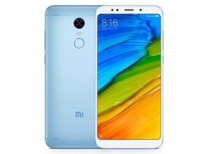 Xiaomi RedMi 5 Plus 64GB Global Blue  + ZDARMA silikonové pouzdro