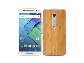 Motorola Moto X Style 32 GB Bamboo - Bazarový telefon
