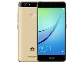 Huawei Nova 32GB Dual Sim Black/Gold - Bazarový telefon