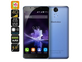 Blackview P2 Blue - Bazarový telefon