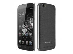 Doogee Homtom T6 Black - Bazarový telefon