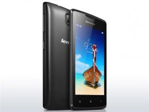Lenovo A1000 Single SIM Black