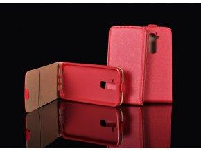 Flipové pouzdro pro Samsung Galaxy S9 Plus | Red