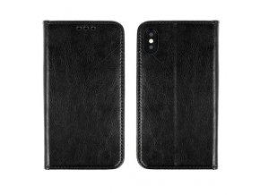 Flipové pouzdro pro Samsung Galaxy S9   WALLET   Black