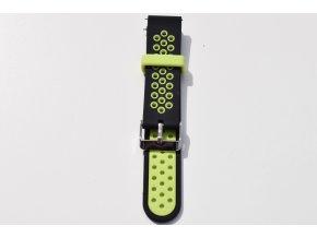 Xiaomi Amazfit Pace/Amazfit 2 sportovní  náhradní náramek Zelená