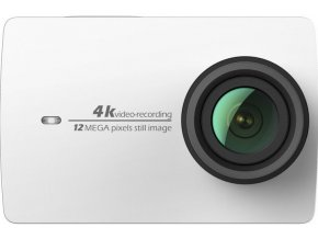 YI 4K Action Camera 2 White