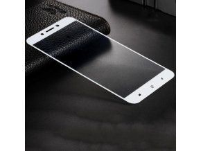 Tvrzené sklo pro Xiaomi Mi A2   White