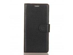 Flipové pouzdro pro LG X Power 2 | WALLET | Black