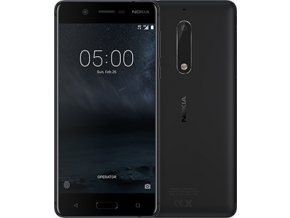 Nokia 5 Single SIM Black