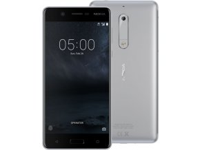 Nokia 5 Single SIM Silver