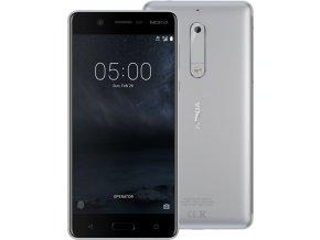 Nokia 5 Single SIM Silver