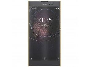 Pouzdro Nillkin Frosted Shield Sony Xperia XA2 Gold