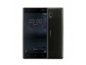 Nokia 3 Single SIM Black