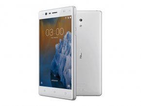 Nokia 3 Single SIM White