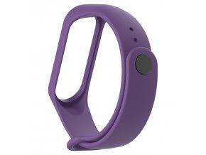 Xiaomi MiBand 3 / MiBand 4  náhradní náramek Purple