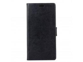 Flipové pouzdro pro Xiaomi Redmi 5   WALLET   Black