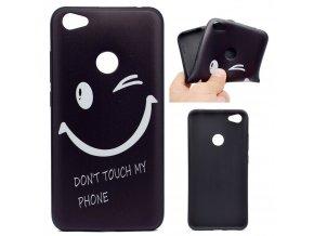 Silikonové pouzdro pro Xiaomi Redmi Note 5A | Smile