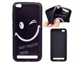 Silikonové pouzdro pro Xiaomi Redmi 5A | Smile