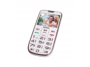 TESLA SimplePhone A50 White