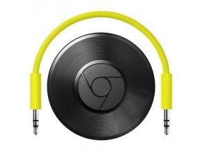 Google Chromecast Audio  + akční cena platí pouze do neděle 31.3.2019