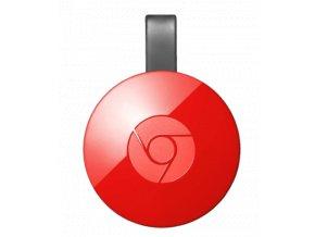 Google Chromecast 2 Poppy Red