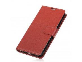 Flipové pouzdro pro Xiaomi Redmi S2 | WALLET | Brown