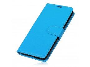 Flipové pouzdro pro Xiaomi Redmi S2 | WALLET | Blue