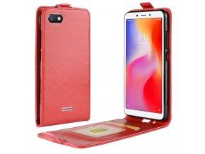 Flipové pouzdro pro Xiaomi Redmi 6A | Red