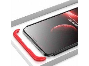 Plastové pouzdro pro Huawei P20 lite | Red/Black