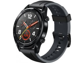 Huawei Watch GT Black Silicone