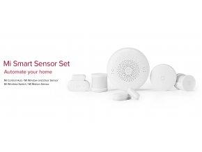 Xiaomi Mi Smart Sensor Set EU chytrá domácnost smarthome xiaomimarket recenze brána