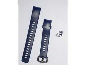 Huawei Band A3 náhradní náramek Dark Blue