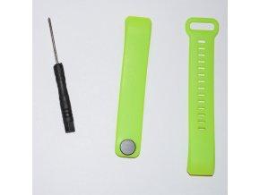 Huawei Band 3 Pro náhradní náramek Green