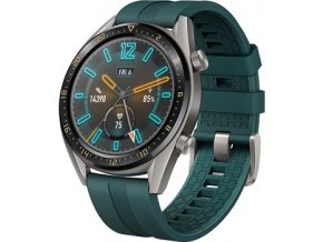 Huawei Watch GT Dark Green Fluoroelastomer Strap