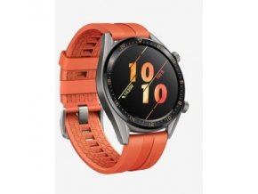Huawei Watch GT Orange Fluoroelastomer Strap