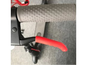 Návlek na brzdovou páčku pro Xiaomi Scooter - Red