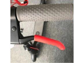 Návlek na brzdovou páčku pro Xiaomi Scooter - White