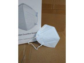 Respirační rouška KN95 třída ochrany FFP2 - 10ks