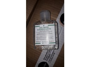 Dezinfekční čistící gel na ruce - 100ml