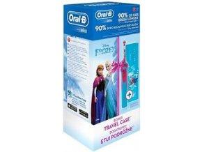 Oral-B Vitality Frozen+cestovní pouzdro