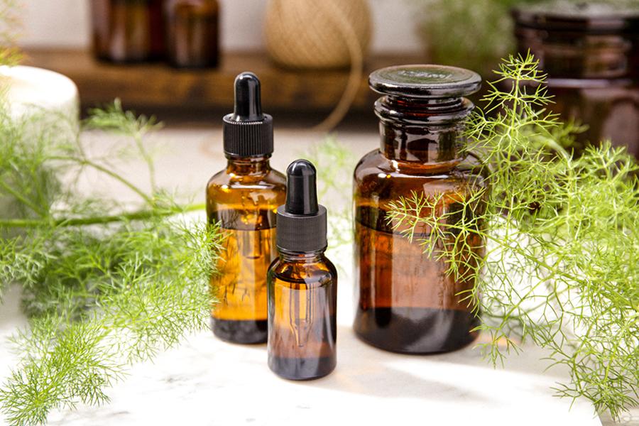 Svíčky a vonné vosky s esenciálními oleji